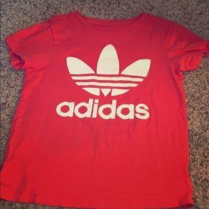 Boys Adidas T Shirt